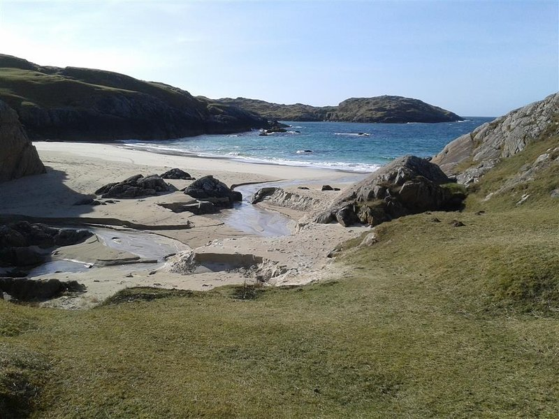 Creigard Bungalow, holiday rental in Lochinver