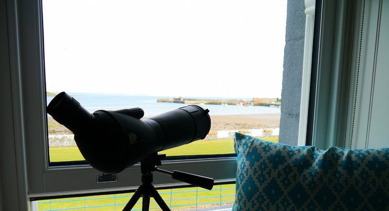 The View, holiday rental in Isle of Whithorn