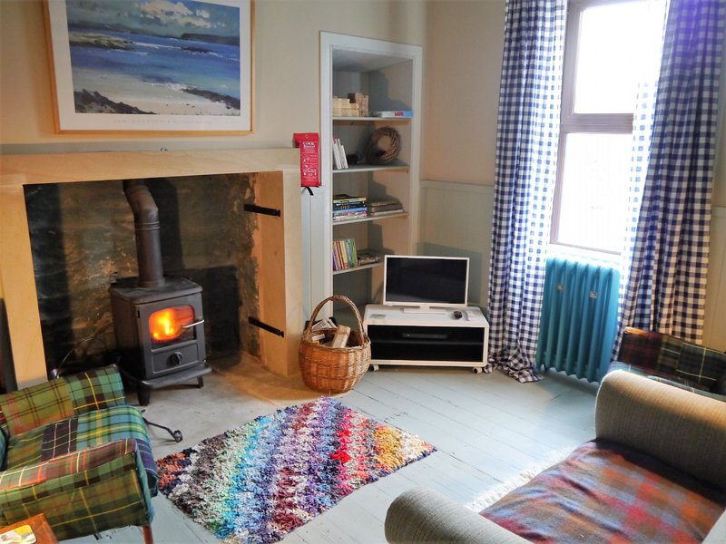 Rosebank Cottage, holiday rental in Kirkcudbright