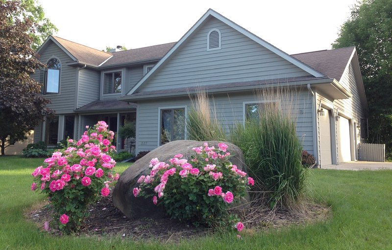 River Meadow Getaway in Sheboygan Falls, location de vacances à Kohler