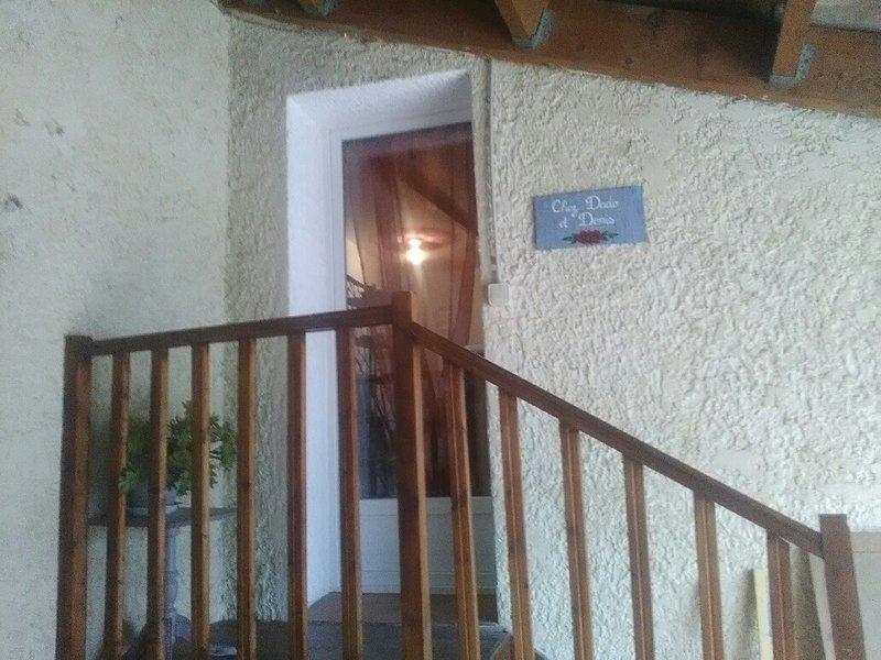 Gîte Chez Dado & Denis, vacation rental in St Just d'Ardeche