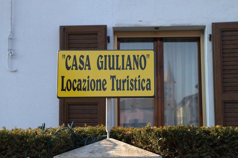 Casa Giuliano, holiday rental in Crespino