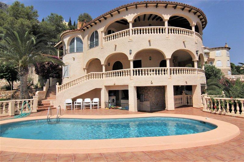 MARYVILLA0129-Gran Vista-Wifi y Parking Gratis., holiday rental in Calpe