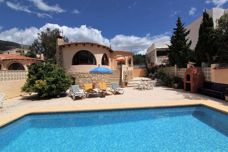 ACAN0305-Wifi y Parking Gratis-Cerca de la Playa., holiday rental in Calpe