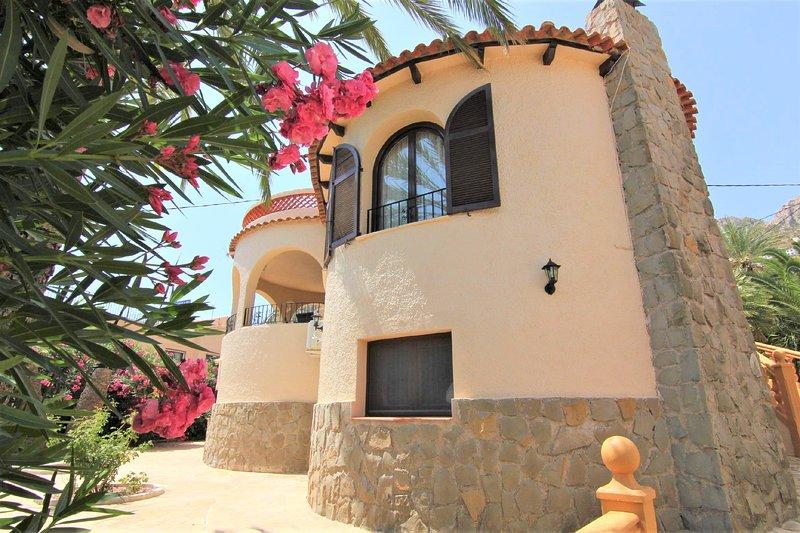 MARYVILLA0224-Wifi y Parking Gratis-Cerca Playa, holiday rental in Calpe