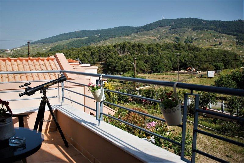 Casa Verde - Relaxing in Nature, holiday rental in Zipari