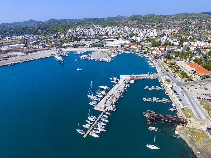 Lavrio's Port
