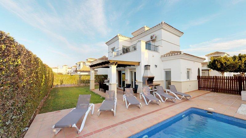 Villa Besugo - A Murcia Holiday Rentals Property – semesterbostad i Roldan