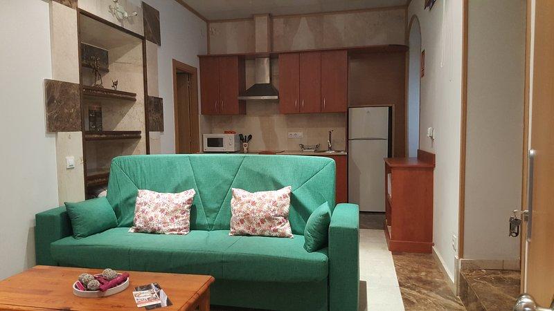 2- Apartamento céntrico Plasencia, vacation rental in Extremadura