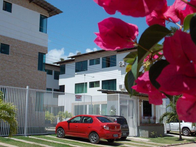 Maravilhoso Flat com 2 quartos em Maragogi - 50m da praia!, casa vacanza a Maragogi