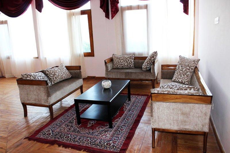 Valley View Villa in Shimla, vacation rental in Fagu