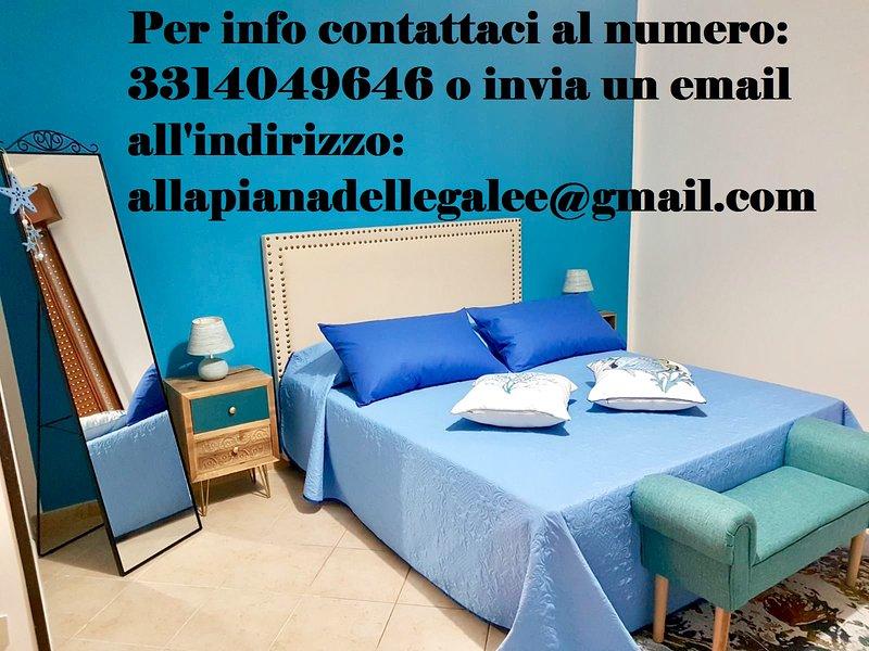 Casa Vacanze Chaianlea Scilla vista mare, vakantiewoning in Bagnara Calabra