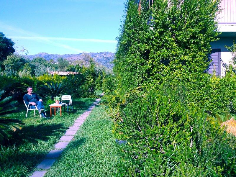 Casa vacaze etna paradiso Taormina, holiday rental in Fiumefreddo di Sicilia