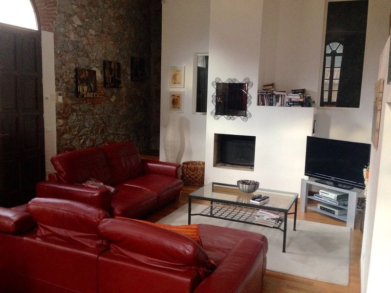 AN apartment in the peaceful village of Nocchi., holiday rental in Nocchi