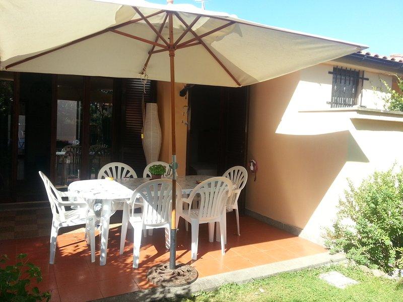 Villino mare nella verde maremma, vacation rental in Montalto di Castro