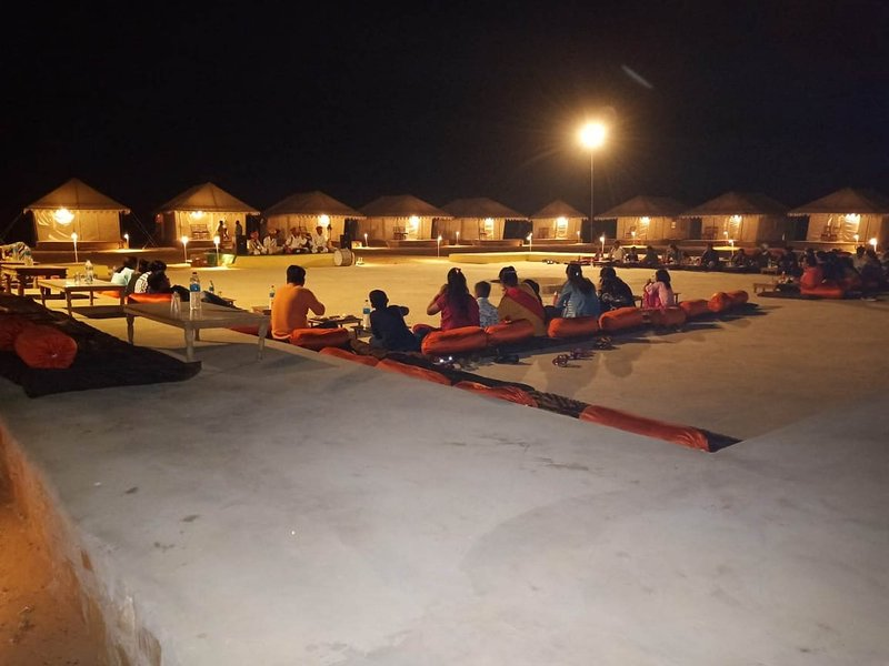 Amazing Desert Camp, holiday rental in Jaisalmer District