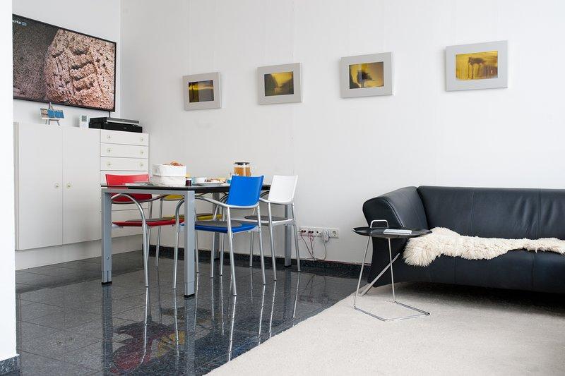 Sylturlaub mit Kunstgenuss, vacation rental in Westerland