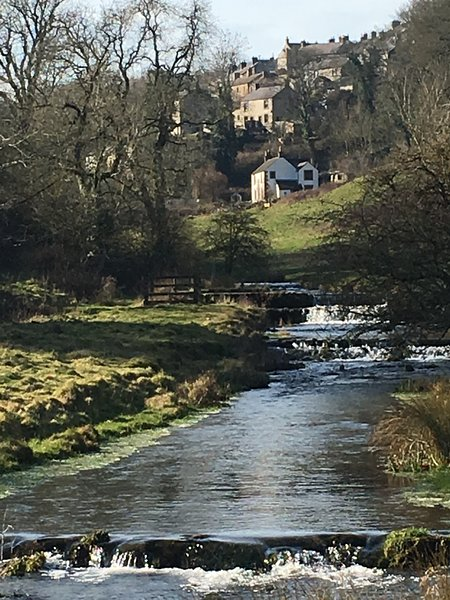 Beautiful Bradford Dale is just minutes walk from the front door.