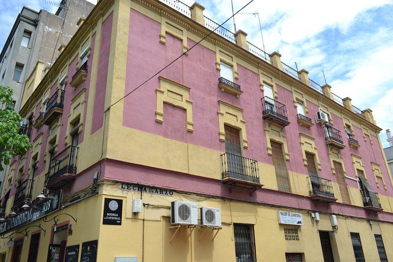 Edificio del apartamento del s XIX