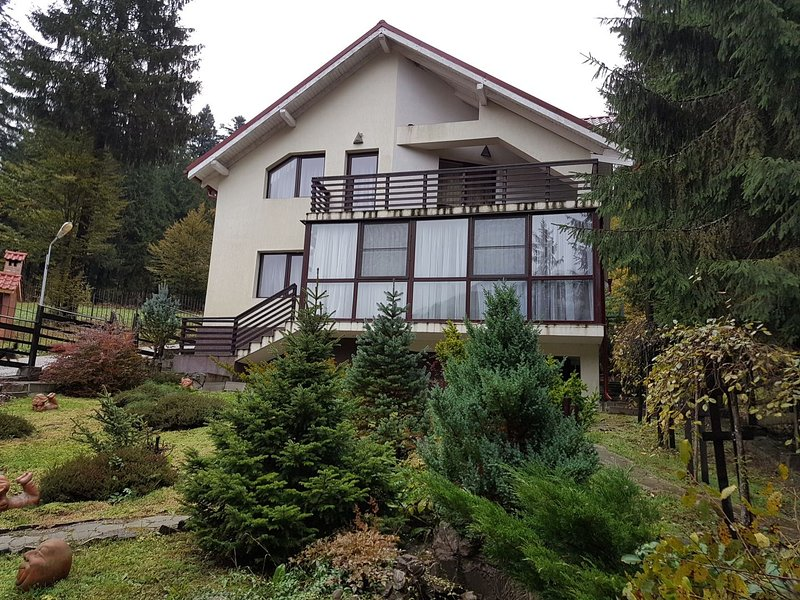 BearPeak Deluxe Villa, holiday rental in Moieciu de Jos