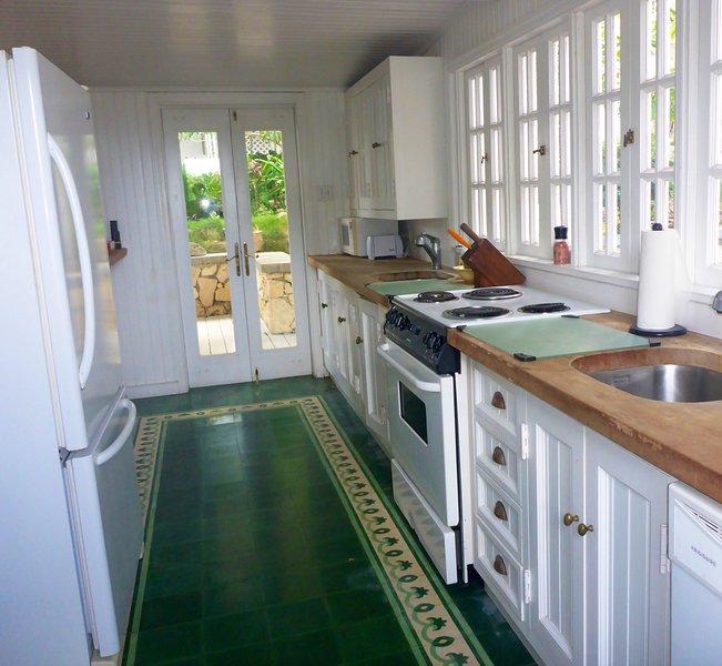 Vista della cucina 2