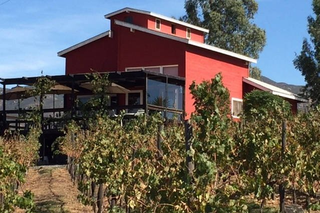 Chalett del Valle, holiday rental in Valle de Guadalupe
