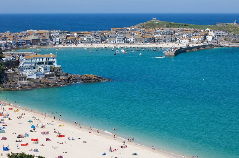 Nearby St Ives