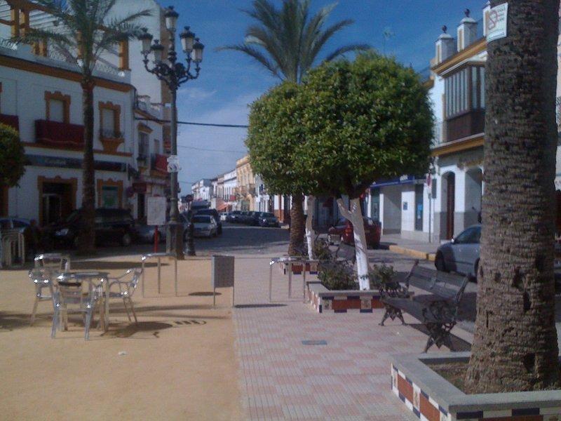 Apartamento Corredera - Casa de Pueblo en Casco Histórico, alquiler vacacional en Morón de la Frontera