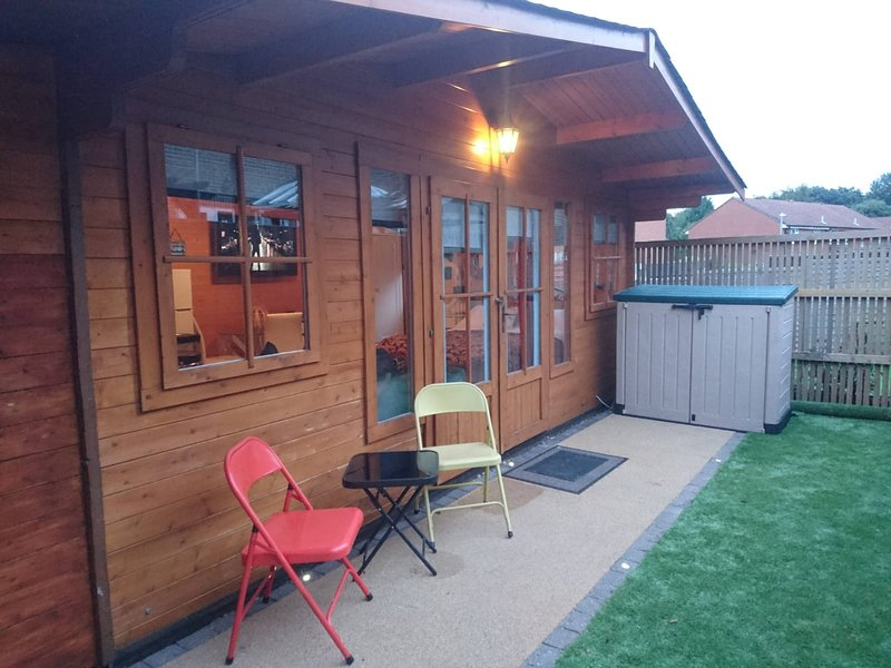 Cabin Retreat, holiday rental in Camberley