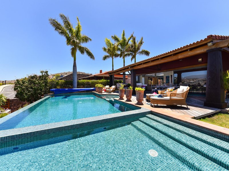 Salobre Golf - Holiday Villa Rental La Canela, vacation rental in Maspalomas