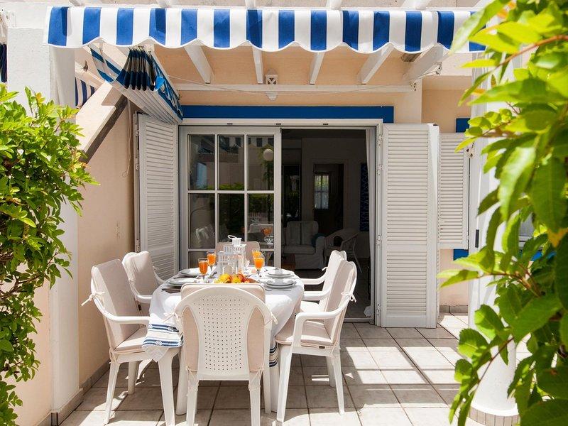 Pasito Blanco Marina Resort CB10, holiday rental in Meloneras