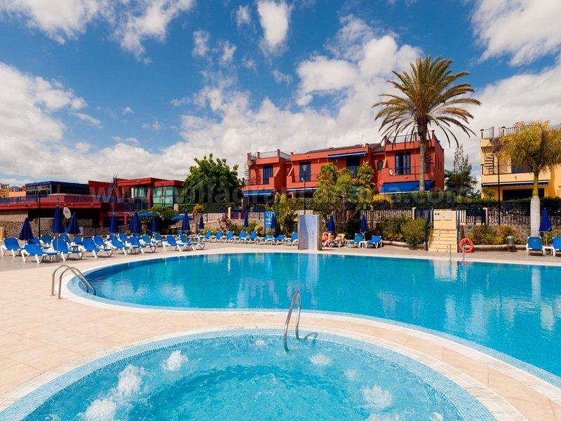 Beach Apartment Meloneras HH28, holiday rental in Meloneras