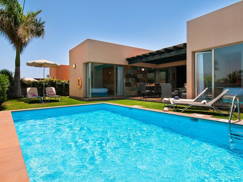 Salobre Golf Villas - Holiday Rental Par4-2, holiday rental in Monte Leon
