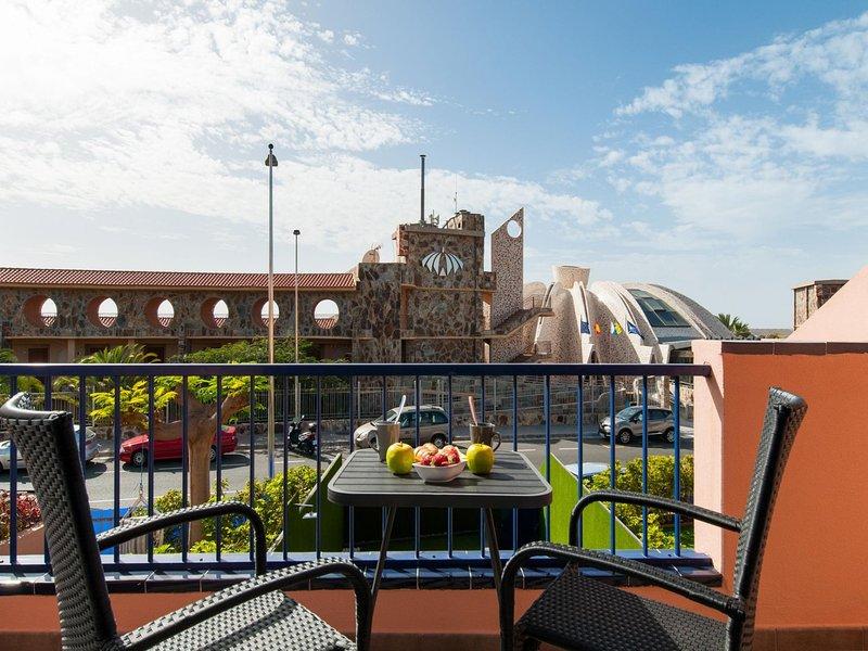 Duplex Meloneras Bahia HH48 - Holiday Rental, aluguéis de temporada em Costa Meloneras