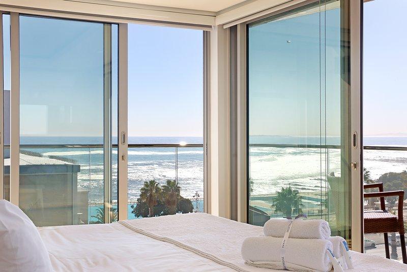 Previra| Modern Stylish Penthouse Apartment, aluguéis de temporada em Sea Point