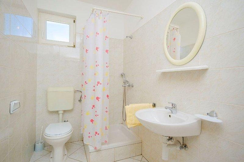 A5 (4 + 1): baño con inodoro.