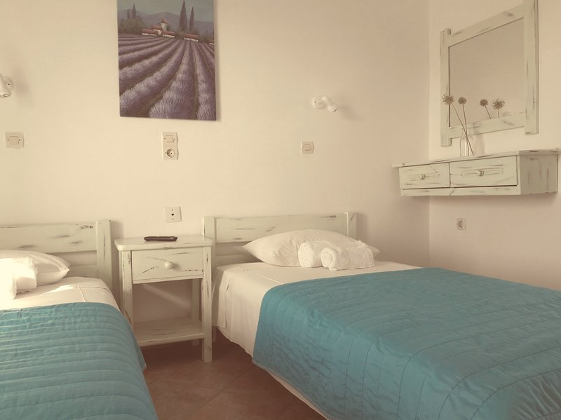 Voula Accommodation Twin Studio, vakantiewoning in Gardenos