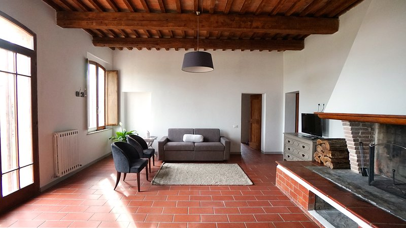 A Casa di Leo! - Cozy flat immersed in greenery, vacation rental in Gambellara