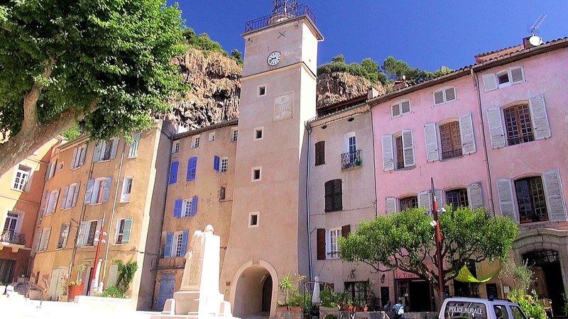 Chambre d'hôtes la Libellule, location de vacances à Cotignac