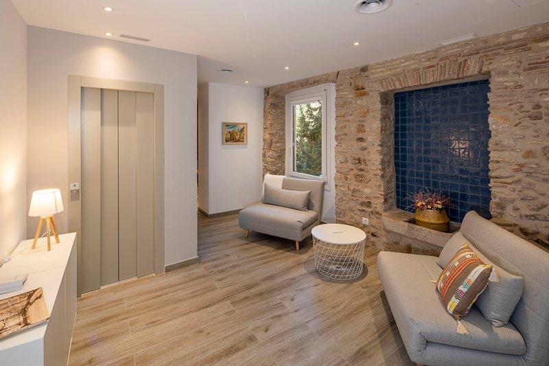 Apartamento histórico en el Barri Vell, Ferienwohnung in Girona