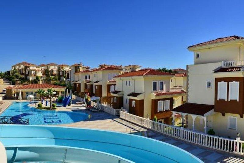 Ottoman Village 3 bedroom villas - Incekum, Alanya (Unit 4), holiday rental in Alanya