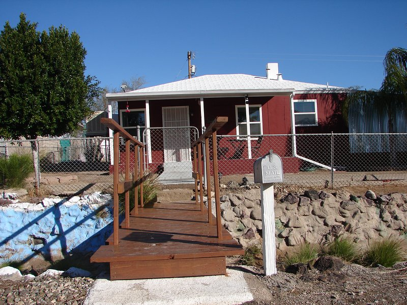 The Ajo Hideaway in the heart of the Arizona Sonoran desert, holiday rental in Ajo