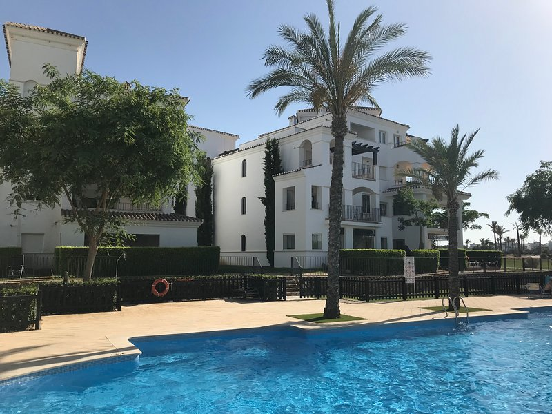 La Torre Penthouse, holiday rental in Balsicas