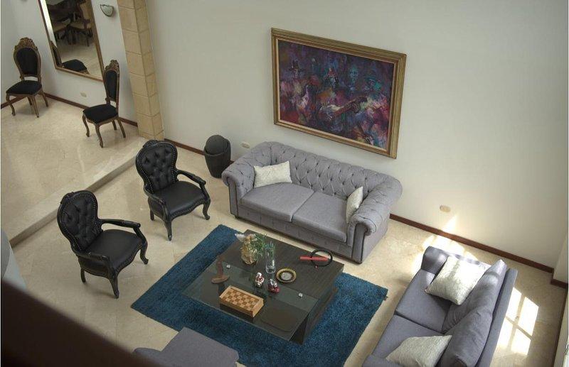 Hermosa Casa Frente al Rio, vacation rental in Yumbo