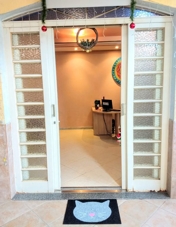 Reception Entrance (1st floor)
