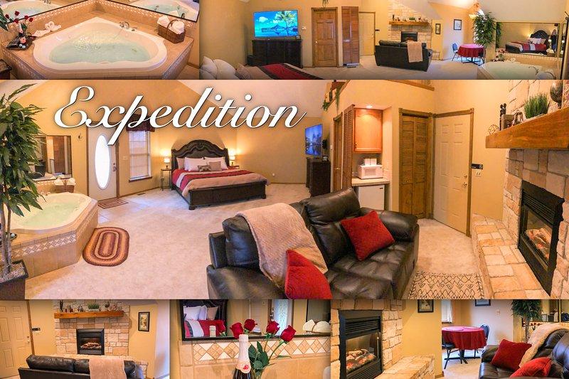 Branson Expedition Suite, alquiler de vacaciones en Reeds Spring