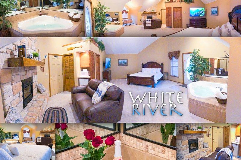 Branson White River Suite, casa vacanza a Galena