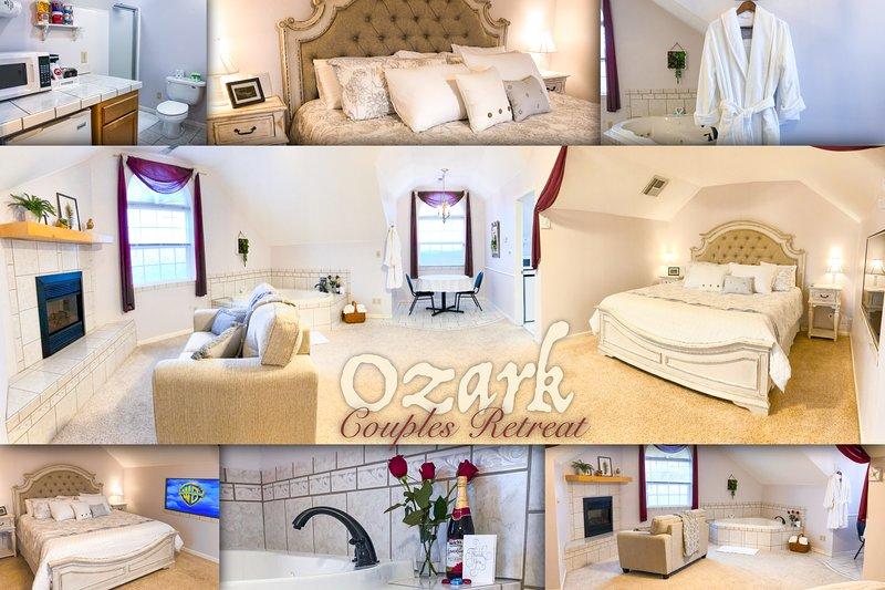 Ozark Couples Retreat, location de vacances à Galena