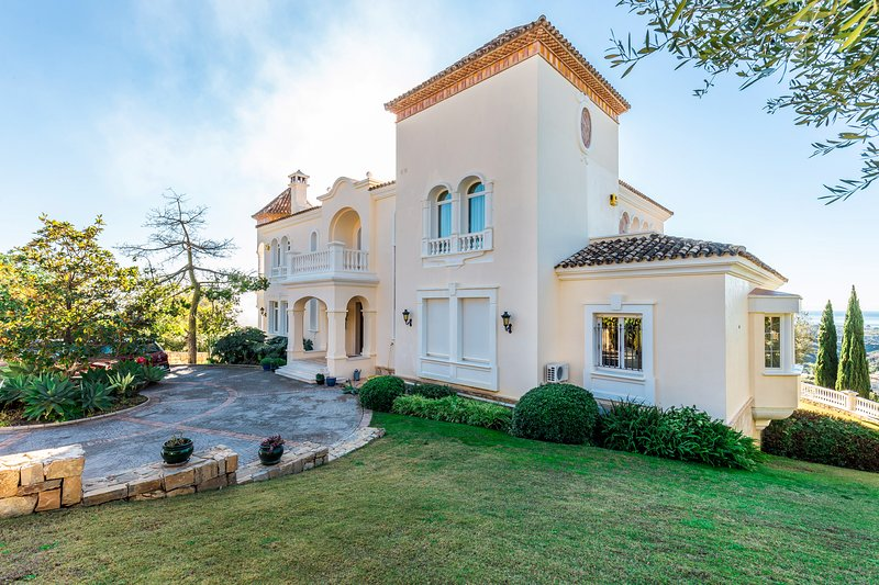 4 Bed Villa in affitto a Marbella Club Golf Resort