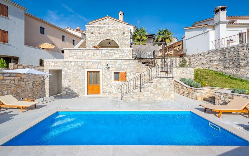 Villa Beram, alquiler vacacional en Kircija